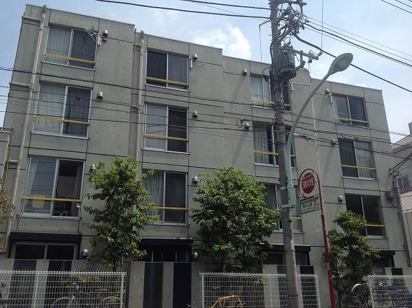 ZESTY駒澤大学Ⅱ外観写真
