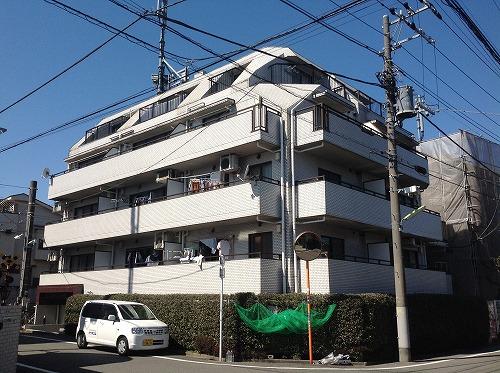 コートハウス豪徳寺外観写真