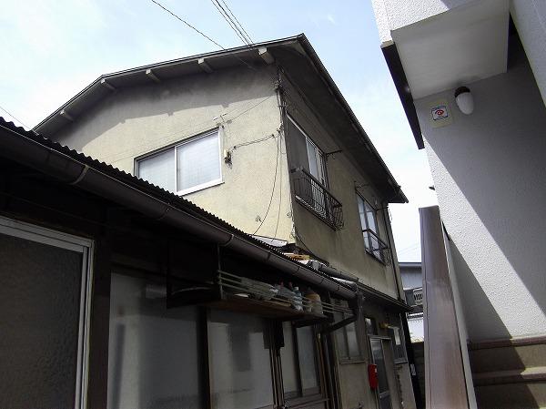 杉崎アパート外観写真