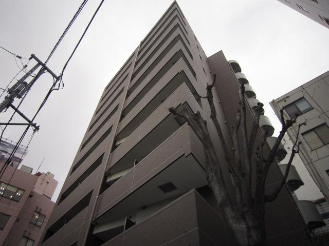 プレール・ドゥーク駒沢大学駅前外観写真