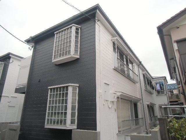三軒茶屋アサカハイツB外観写真