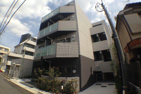 ライジングプレイス駒沢外観写真