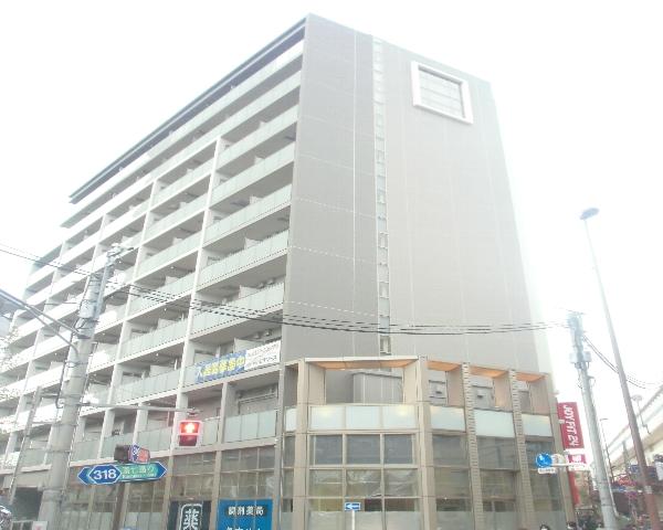 コンフォリア世田谷上馬外観写真
