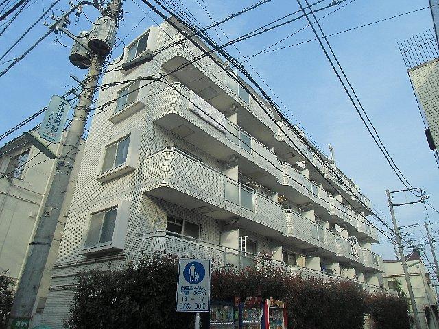 クリスタル三軒茶屋PART‐1外観写真