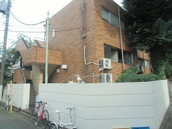 スカイコート駒沢外観写真