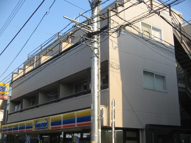 ロジェ西蒲田外観写真