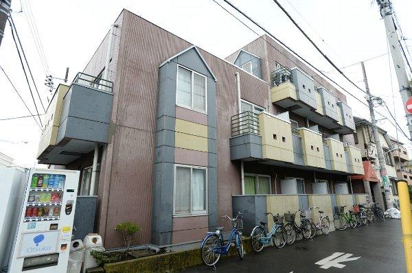 ウィンベルソロ東蒲田外観写真