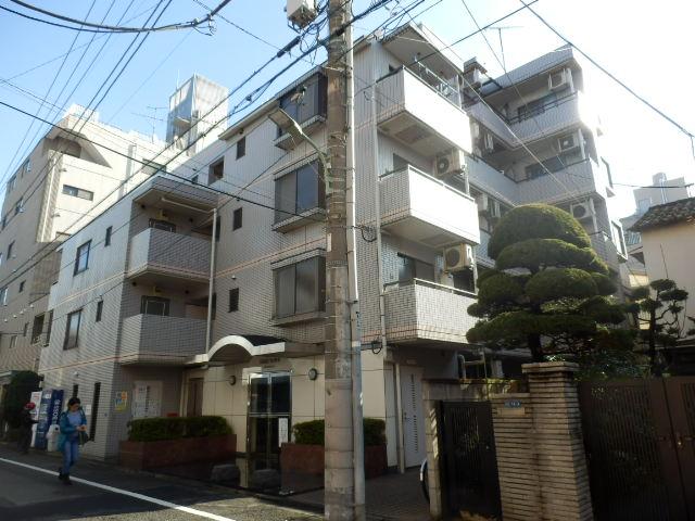 ハイタウン西蒲田外観写真