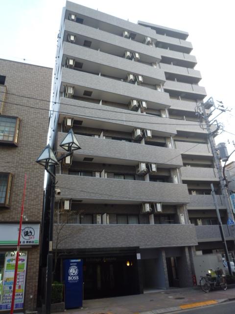 ヴェルステージ蒲田外観写真