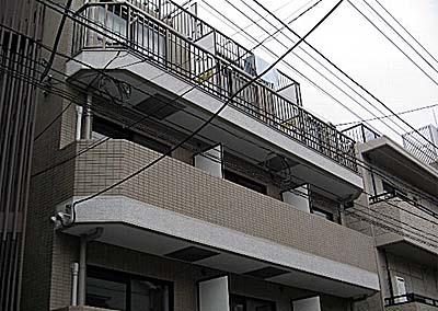 クレッセント蒲田外観写真