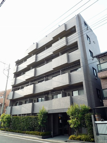 ルーブル多摩川弐番館外観写真