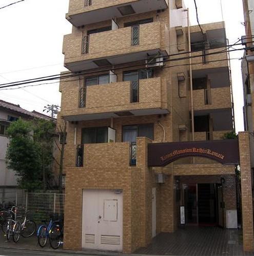 ライオンズマンション京浜蒲田外観写真