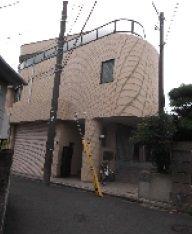 須山邸外観写真