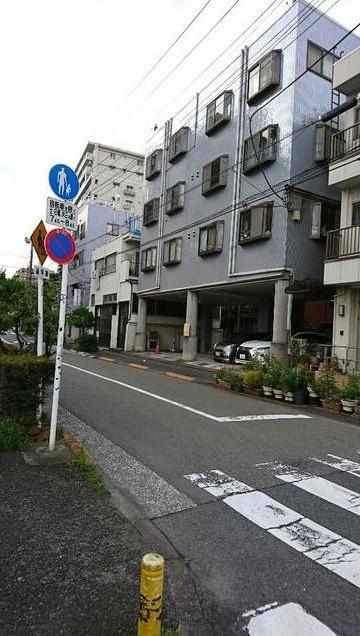 プレステージ多摩川外観写真