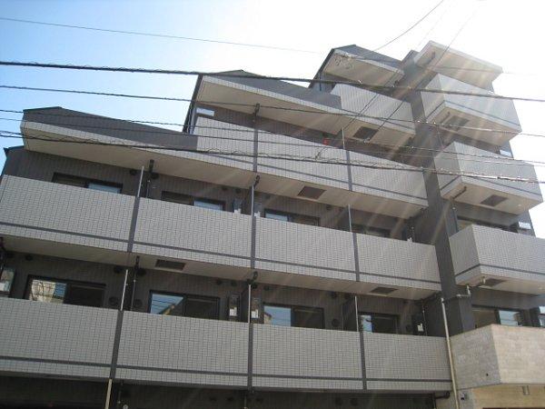 スカイコート蒲田EAST外観写真