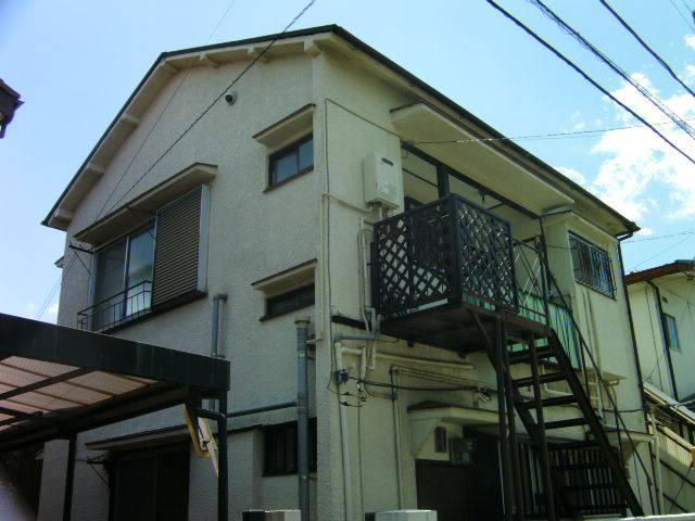 綱島荘外観写真