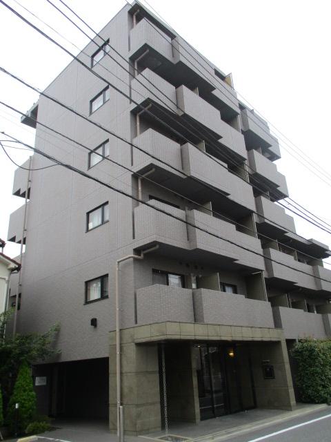 ルーブル千鳥町弐番館外観写真