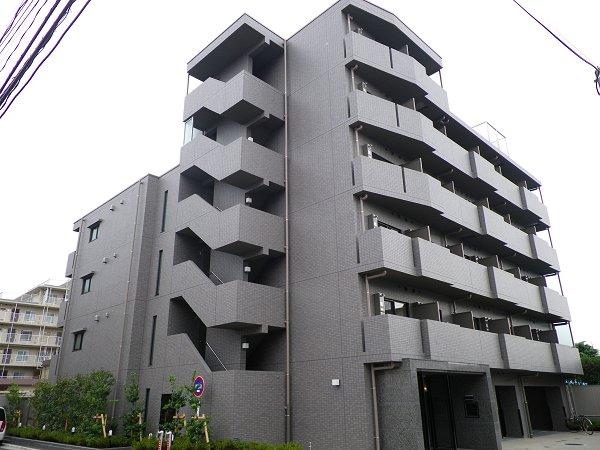 ルーブル蒲田南参番館外観写真