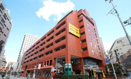 東京学生会館外観写真