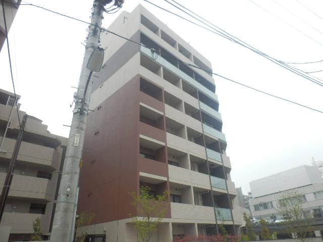 スカイコート品川パークサイドⅡ外観写真