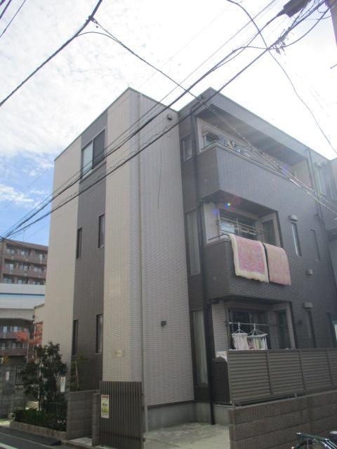 Ruhe仲六郷(ルーエナカロクゴウ)外観写真