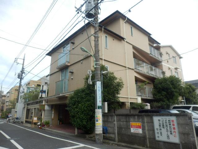 中山ファームアパートメント外観写真