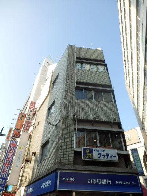 蒲田西口共同ビル外観写真
