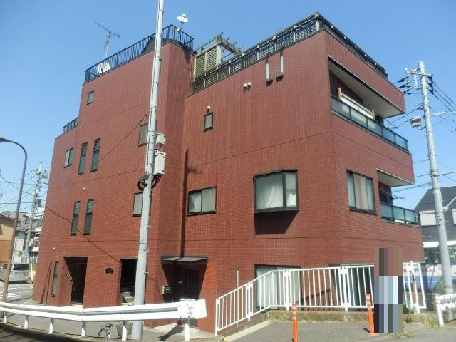 横山ビル外観写真