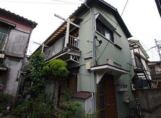奈良荘外観写真