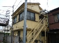 戸田荘外観写真