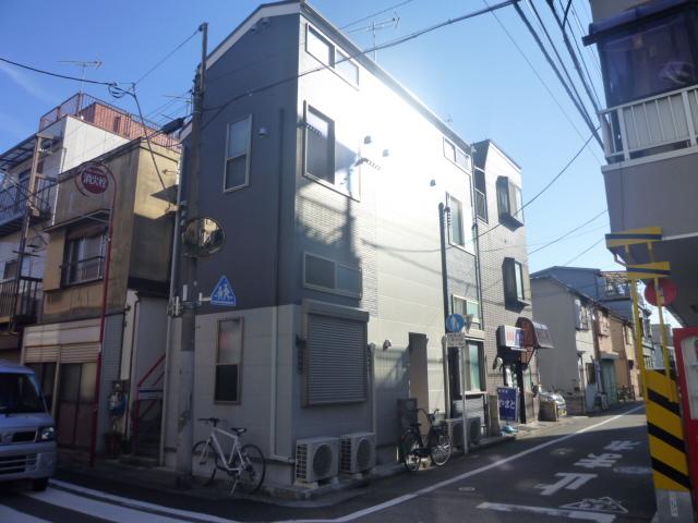 サンハイツ蒲田雑色外観写真