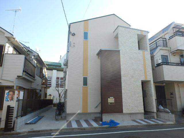 シルバーコート羽田外観写真
