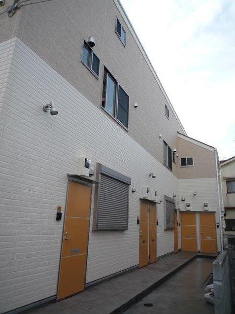 ウイングコースト羽田外観写真
