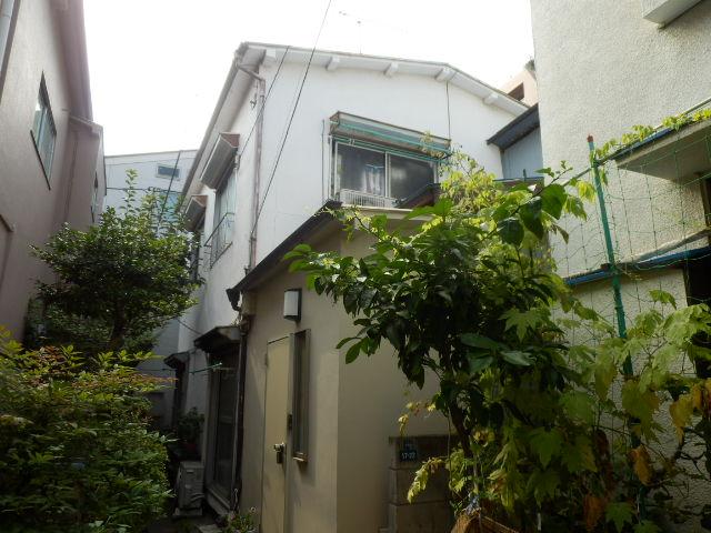 鳥井荘外観写真