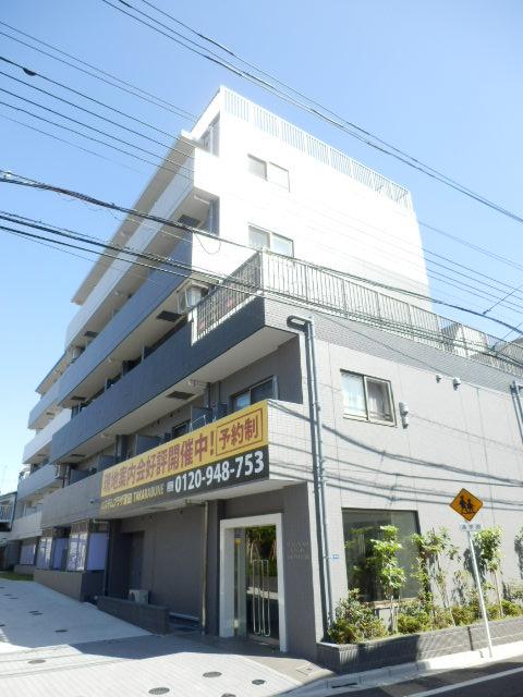 エステムプラザ蒲田TAKARABUNE外観写真