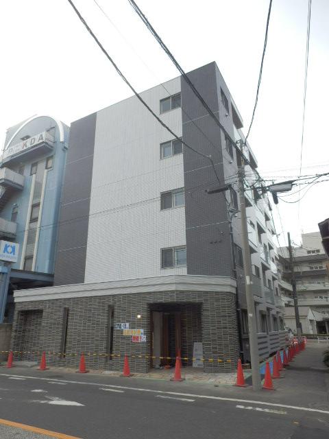 クレール本羽田外観写真