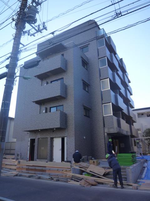 ルーブル東蒲田十番館外観写真