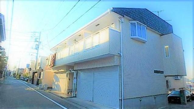 Foutana大田中央外観写真