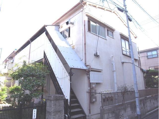 小林アパート外観写真
