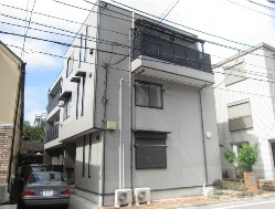 Ripario Tamagawa外観写真