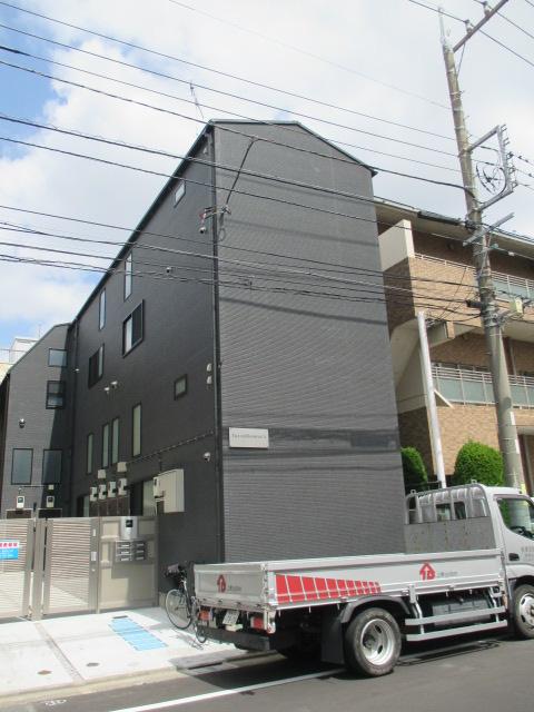 YAGUCHI RESIDENCE A棟外観写真