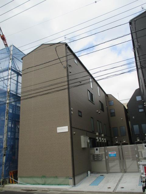 YAGUCHI RESIDENCE B棟外観写真