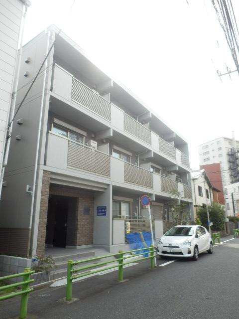 Casa Luna Sol Ikegami外観写真
