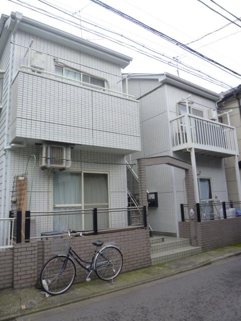 ボナハイム羽田外観写真