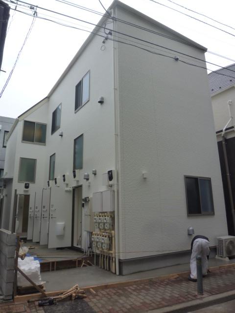 インベスト羽田10外観写真