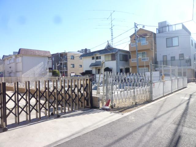 (仮)D-room蒲田2丁目 A棟外観写真
