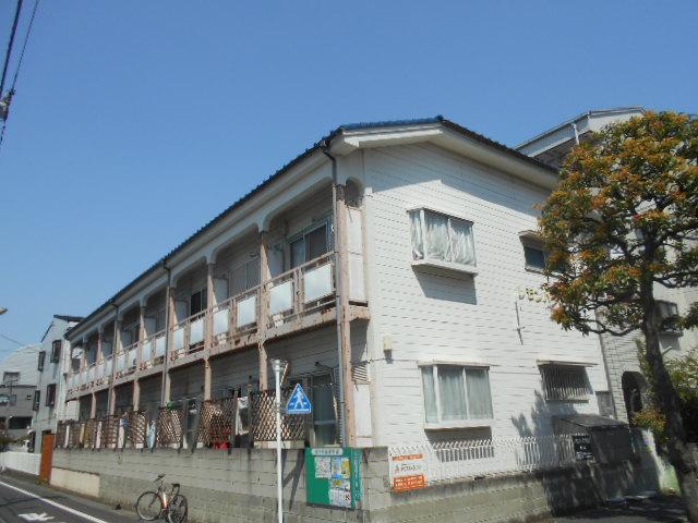 レモンハイツ島田外観写真