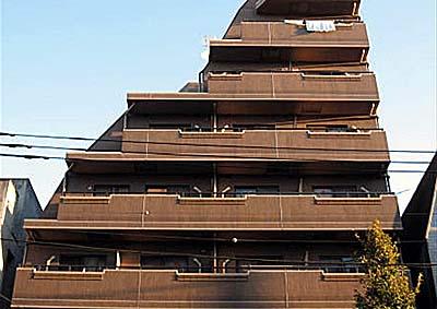 ガラ・ステージ目白台外観写真