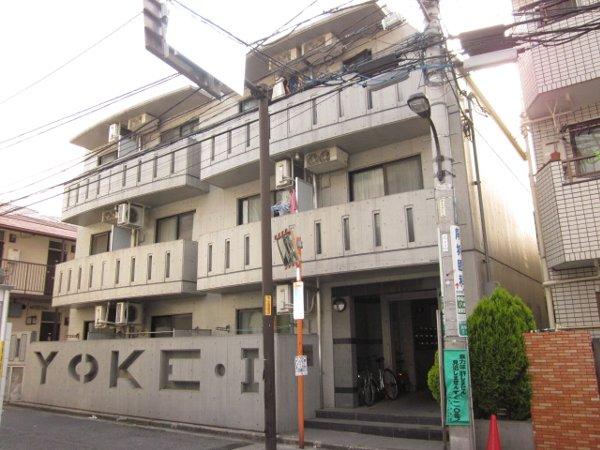 YOKE・Ⅰ外観写真
