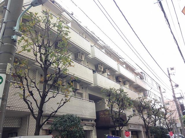 グローリア初穂高田馬場外観写真